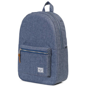 Herschel Settlement Rygsæk, dark chambray crosshatch